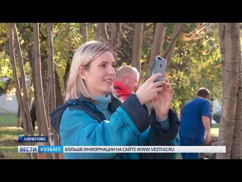 Врачи детской многопрофильной больницы приняли участие в акции Кузбасс в порядке