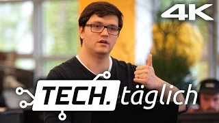 iPhone 7 & neue HTC-Nexus im Video, Windows-Apps unter Chrome OS – TECH.täglich 18.07.2016
