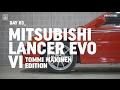 Mitsubishi Lancer Evo VI Tommi Mäkinen | 12 Days of Driftmas ? Day 3