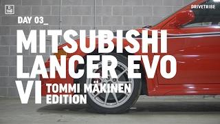 Mitsubishi Lancer Evo VI Tommi Mäkinen   12 Days of Driftmas – Day 3