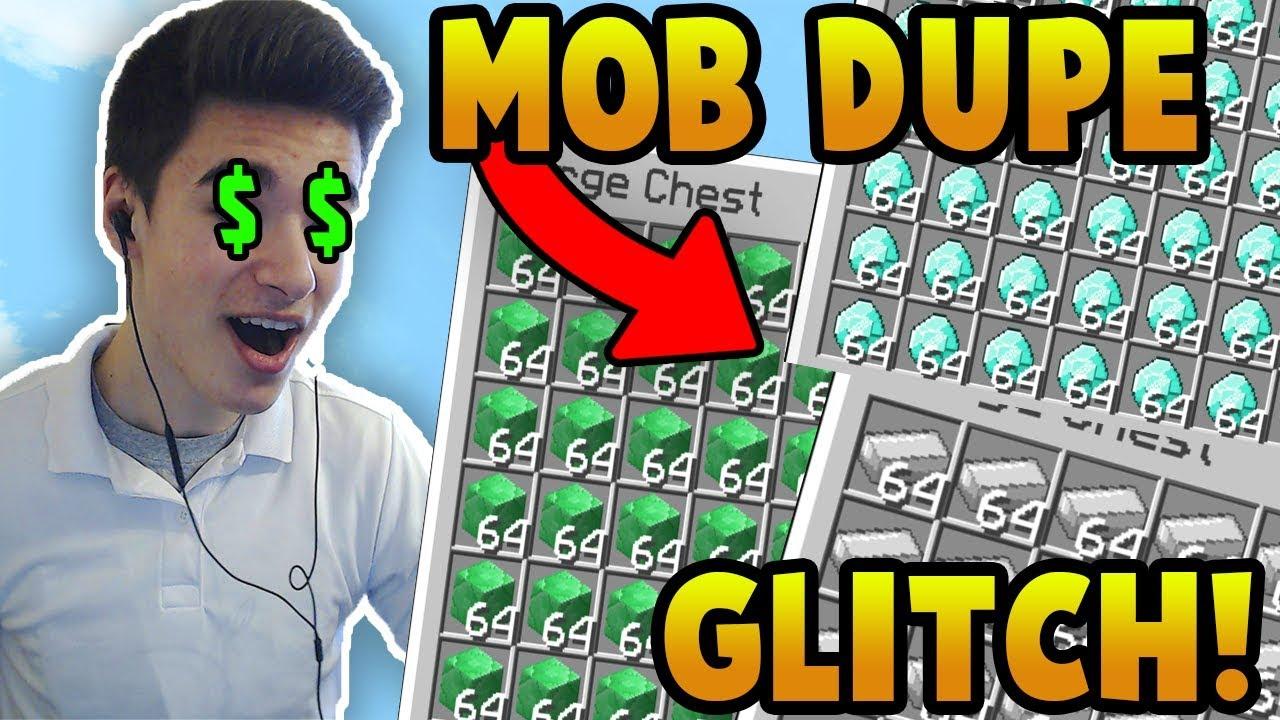 WE FOUND A MOB DUPLICATION GLITCH *OP* | Minecraft Skyblock (PvpWars)