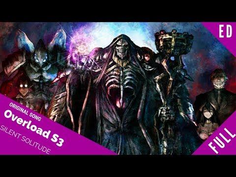 「English Cover」Overlord III Ending FULL VER. Silent Solitude 『オーバーロードIII』【Sam Luff】
