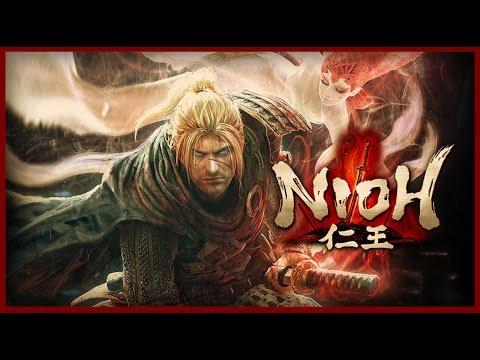 NIOH: Mais Difícil que Dark Souls? Pão, Morreu!!