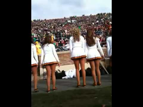 Usc cheerleaders youtube sciox Image collections
