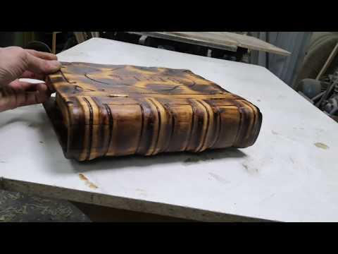 Шкатулка для ниток из дерева своими руками