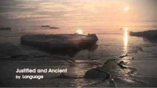Language - Justified and Ancient