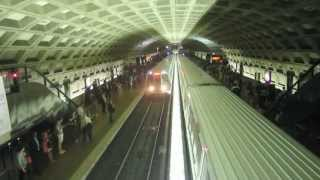 WMATA (Metrorail): Red (RD) Line @ Metro Center