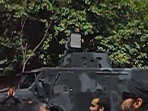 A Tirania está aqui! ARMA SÔNICA usada pela 1ª vez contra manifestantes no Brasil