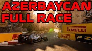 TR ENDURANCE F1 LEAGUE - AZERBAYCAN GP