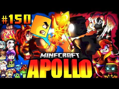 Das FINALE der APOLLO SAGA?! - Minecraft APOLLO #150 (Finale) [Deutsch/HD]