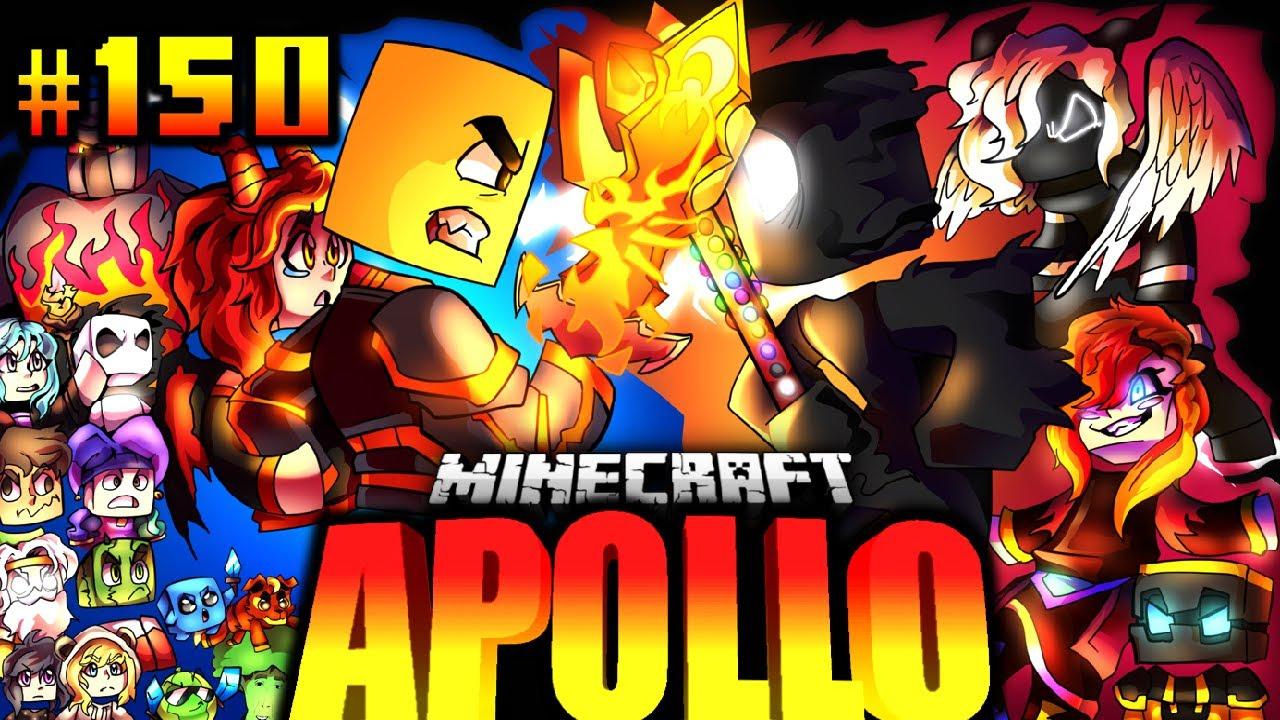 Download Das FINALE der APOLLO SAGA?! - Minecraft APOLLO #150 (Finale) [Deutsch/HD]