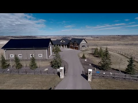 Real Estate Video Tour - 250102 Dynasty Drive, Dewinton Alberta