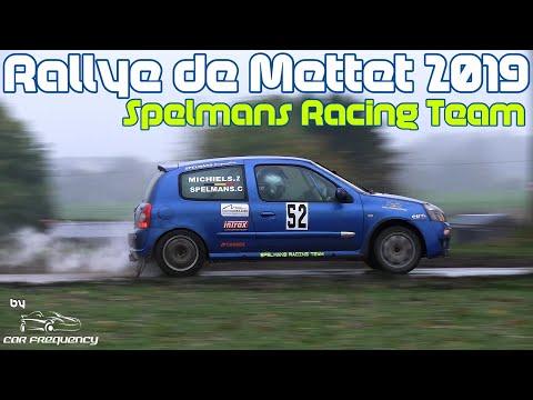 Rallye de Mettet 2019 - Spelmans Racing Team
