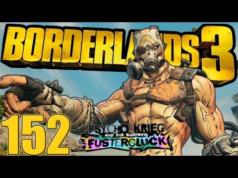 Krieg's Mind Flustercluck | Borderlands 3 - #152 |