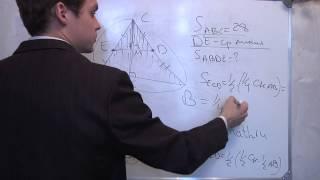 ЕГЭ математика В3. Видео урок.репетитор