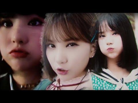 Jung Eunbi ● Oops [+loop] [hbd Eunha!]