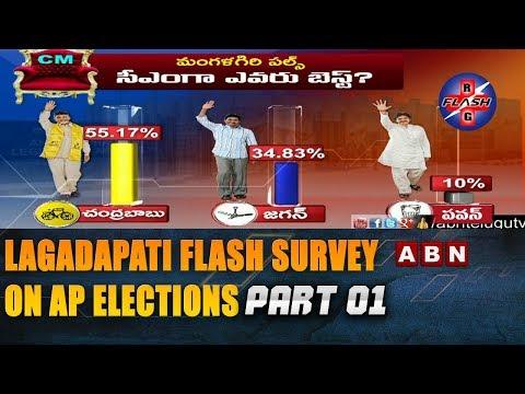 ABN Exclusive Report on Lagadapati Rajagopal Survey   Part 1   ABN Telugu