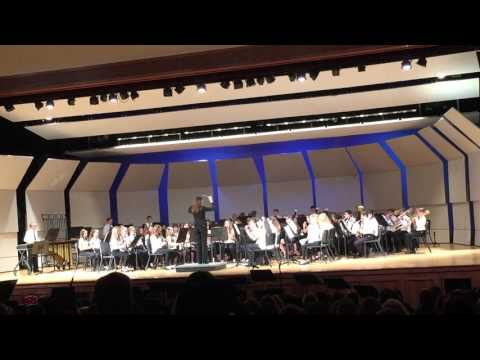 Clarence Middle - 7th Grade Band