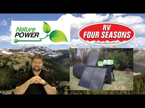 Power Pak Solar Generator by Nature Power