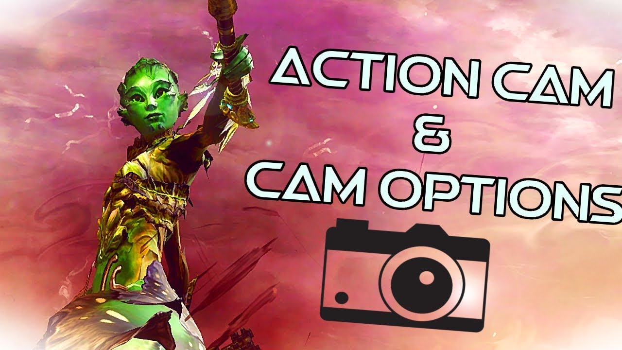 Gw2 Change Action Camera Settings - Bicycle Brands