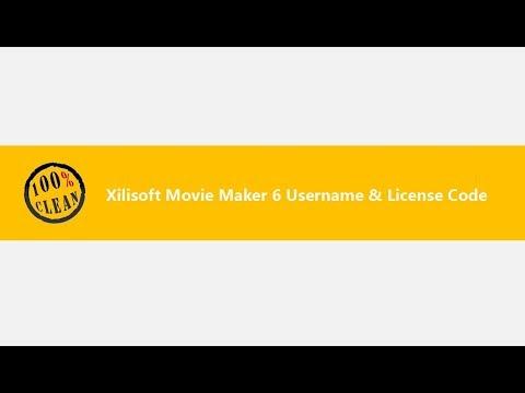 xilisoft movie maker 6 keygen free download