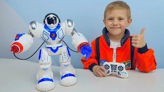 Игрушка Умный Робот на управлении XTREM BOTS HI-TECH ROBOT Игры для Мальчиков