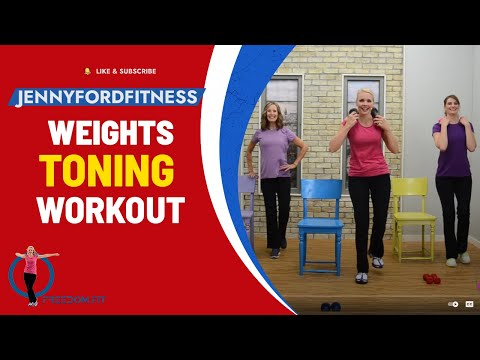 Kids Step Workout  Of  Fitness Exercise Jenny Ford
