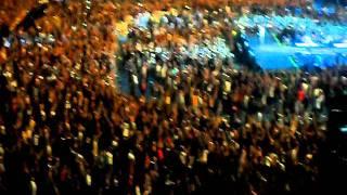 Black eyed Peas - Madrid 2011 (I Gotta Feeling)