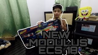 Nerf Modulus Review Ecs-18 Unboxing