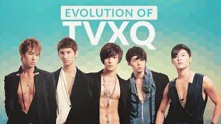 Video The Evolution of TVXQ (동방신기) - Tribute to K-POP LEGENDS download MP3, 3GP, MP4, WEBM, AVI, FLV Mei 2018