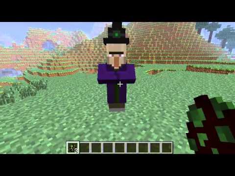 Minecraft tutorials - Las brujas de minecraft 1.4.2 - YouTube