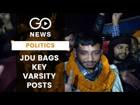 JDU Bags Key Posts In Patna Varsity