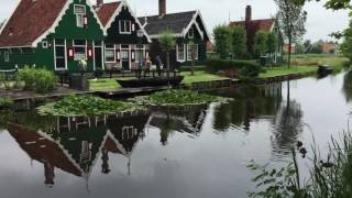 Урок 1.2 Голландская деревня