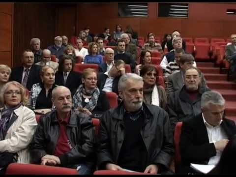 Institucionalni aspekti privrednog rasta - Boris Begović - promocija
