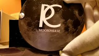 Renato Master Horologe, Moonphase by Martin Braun Un-boxing & Review