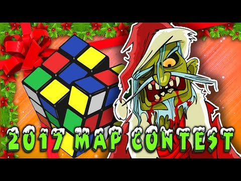 Christmas Village Zombies (Black Ops 3 2017 Zombie Map Contest)