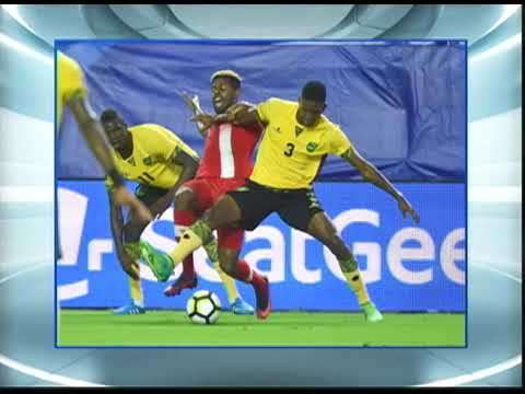 Damion Lowe Supports The New Reggae Boyz Coach - TVJ Prime Time Sports - December 7 2017