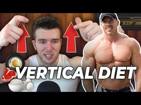 I Tried Stan Efferding's Vertical Diet For A Year And This Is What Happened