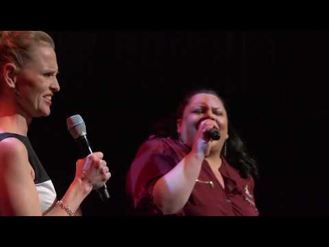 """Take Me or Leave Me"" - Anika Larsen & Keala Settle (From Broadway with Love)"