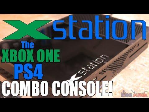 Conoce a Xstation, la consola que fusiona al PS4 y el Xbox One