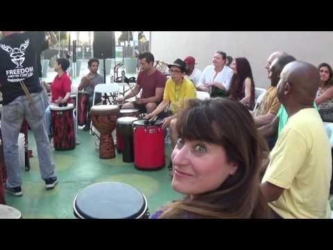July 2017 NoHo Community Drum Circle