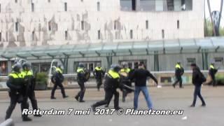 PZTV: Rellen Rotterdam in beeld ( 7 mei 2017)
