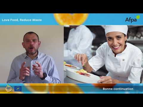 Conclusion du Mooc Love Food Reduce Waste