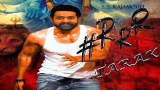 Ram Charan NTR RRR Movie New Look Rajamouli latest news