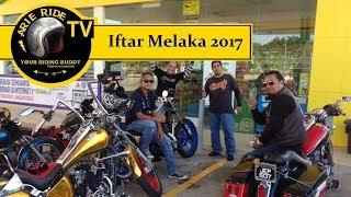 Arie Ride TV :: Sunset Ride Iftar Melaka
