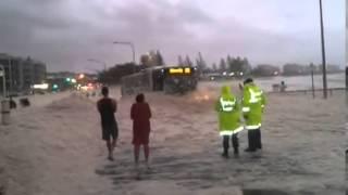 Sea Foam Surprise In Australia