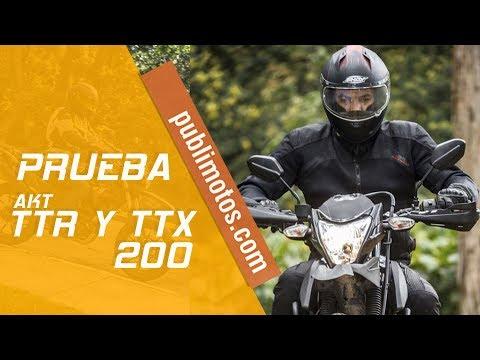PRUEBA AKT TTR Y AKT TTX 200