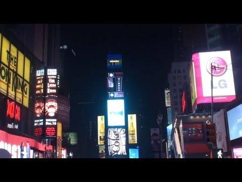 New York City - Midtown Manhattan, TIMES SQUARE