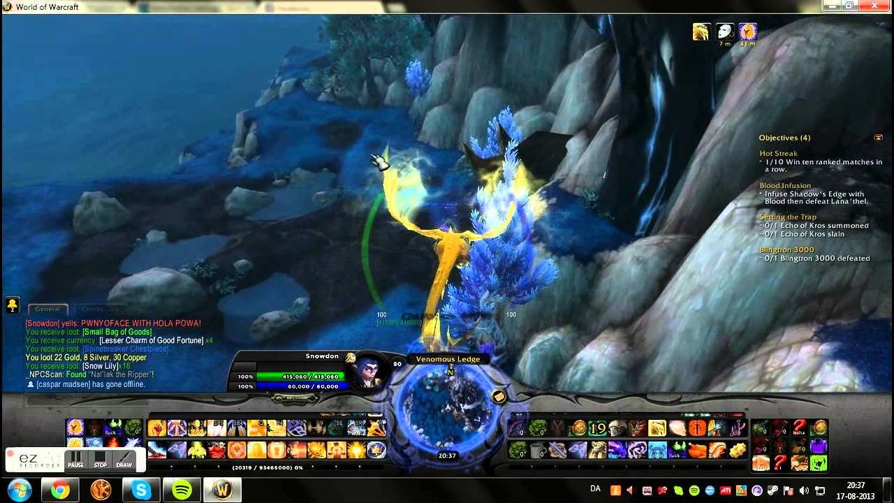 Dread Waste Pick Up Weapon Locations Treasures Of