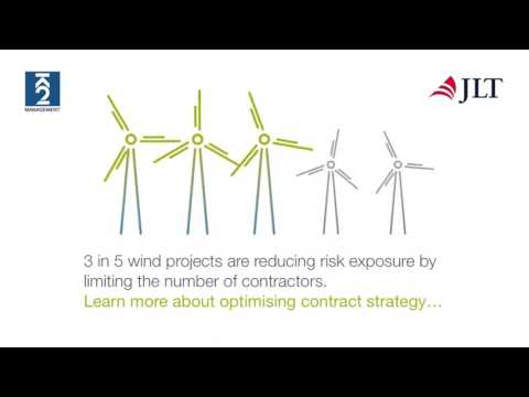 Key trends for onshore and offshore projects based on real project data